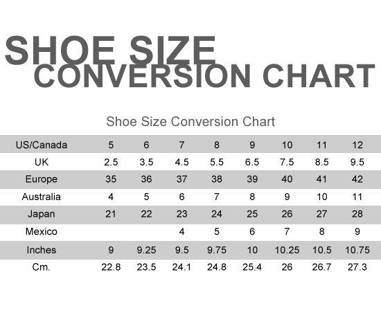 eBay Guides - MEN'S CLOTHING SIZE CONVERSION CHARTS