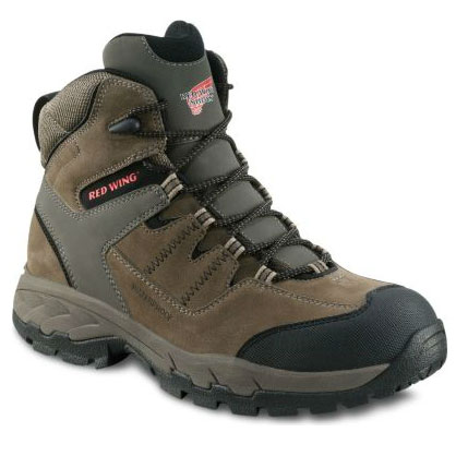 Red Wing 6670 Mens 6 Steel Toe Hiker Boot Morris